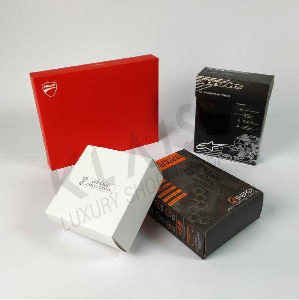 produzione scatole di cartone su misura personalizzate