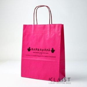 sacchetti personalizzati maniglia di carta