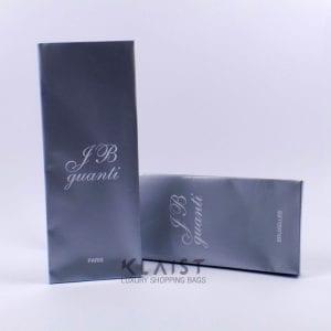 sacchetto gift porta guanti personalizzato