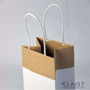 sacchetti con maniglia carta ritorta fondo rinforzato