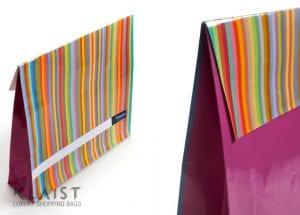 sacchetto confezione regalo con stampa personalizzata