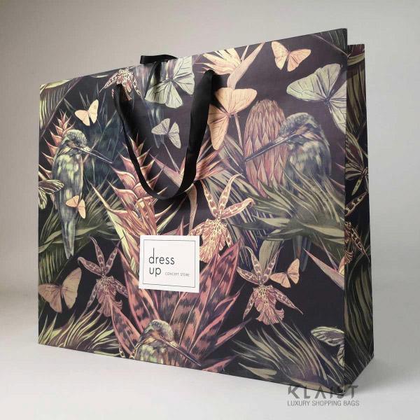 shopper personalizzate negozi moda boutique